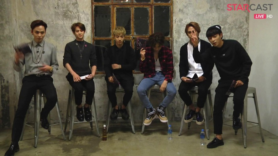 "BEAST On Air ""Soon 12:30!"" (1)"