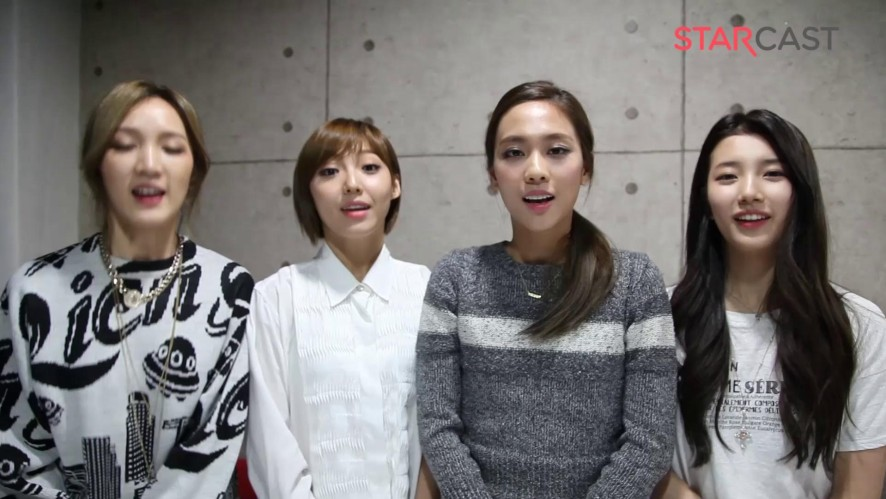 miss A STARCAST ON-AIR preview