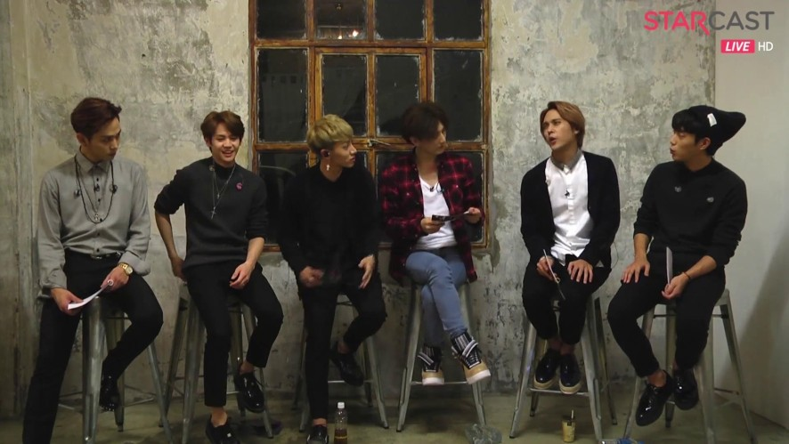 "BEAST On Air ""Soon 12:30!"" (5)"