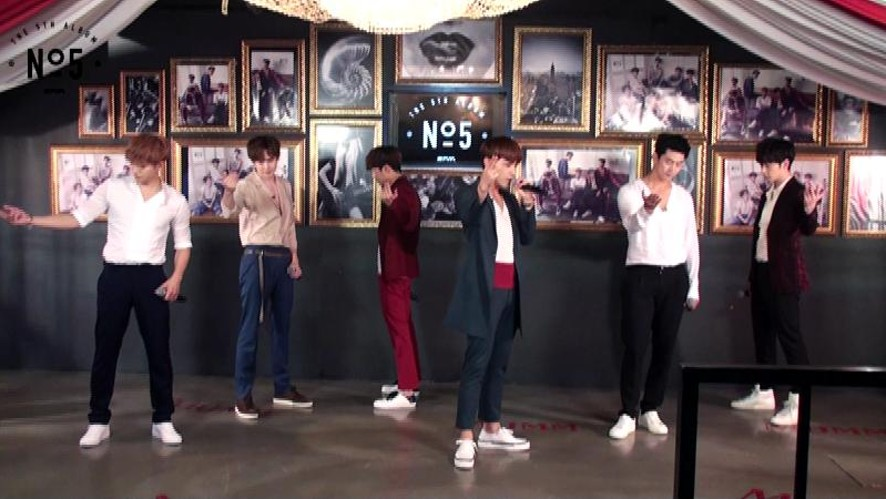 2PM '우리집' live stage (STARCAST ON-AIR)
