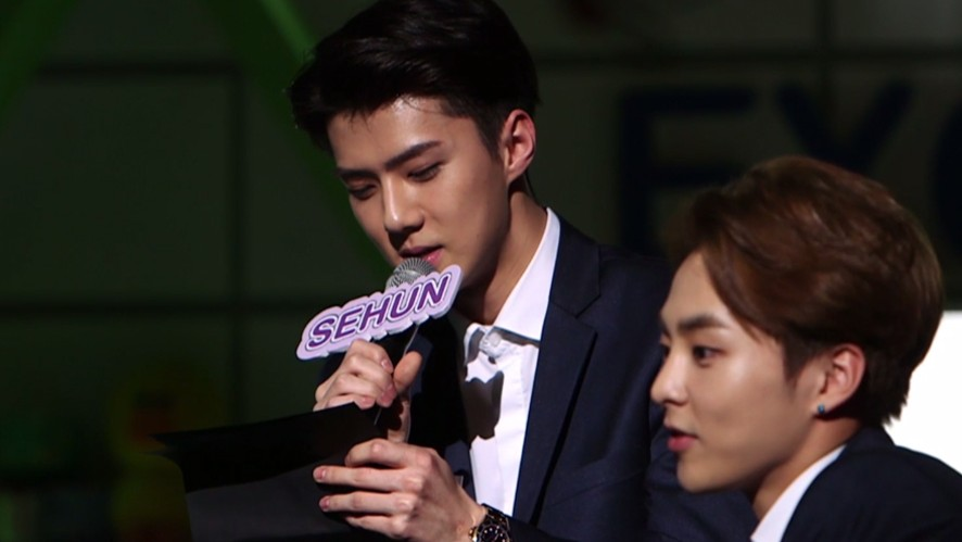 EXO CAST ON AIR ⑥