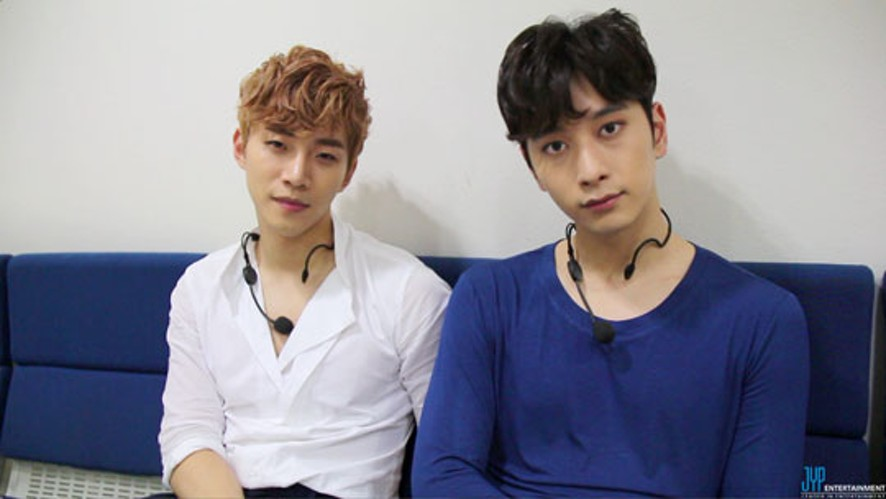 [Real2PM] - TV Station is my home