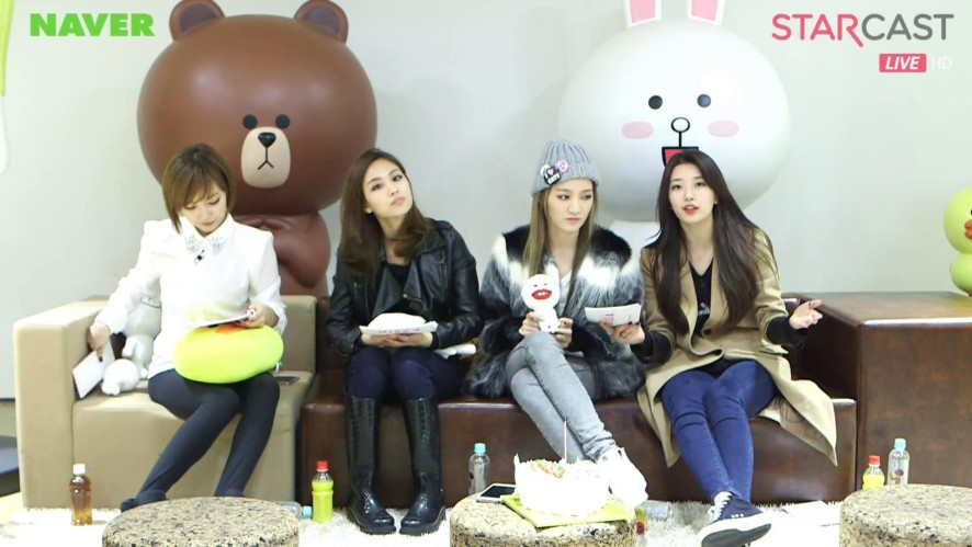 miss A STARCAST ON-AIR (1)