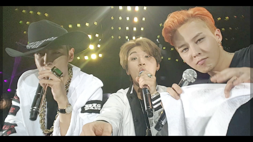 BIGBANG - TOUR REPORT 'BEHIND THE STAGE' IN DALIAN