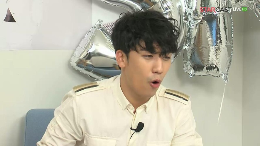 SEUNGRI Line Star Chatting (2)