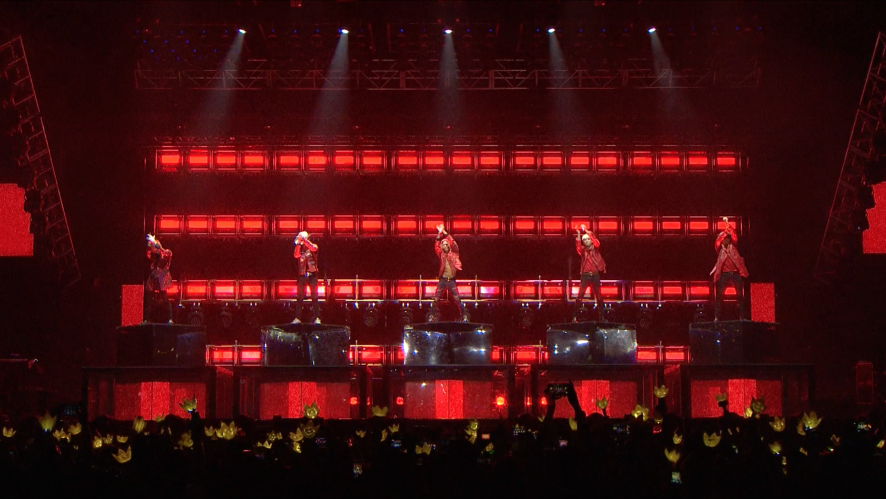 BIGBANG - TOUR REPORT 'BANG BANG BANG' IN HONGKONG