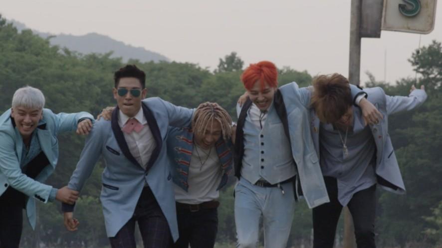BIGBANG - '맨정신(SOBER)' M/V BEHIND THE SCENES