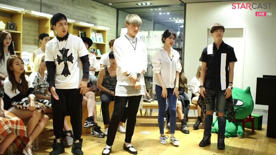 5) JYP NATION ONE MIC TALK