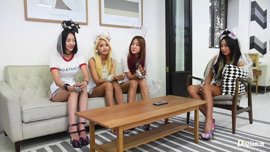 SISTAR interview