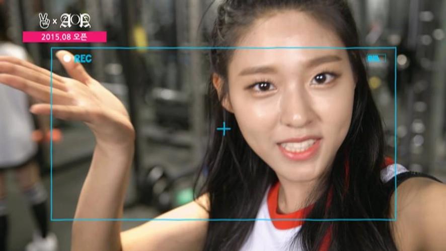 AOA-[V] Star Real Live APP V!