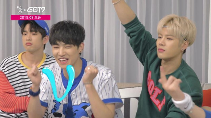 GOT7-[V] Star Real Live APP V!