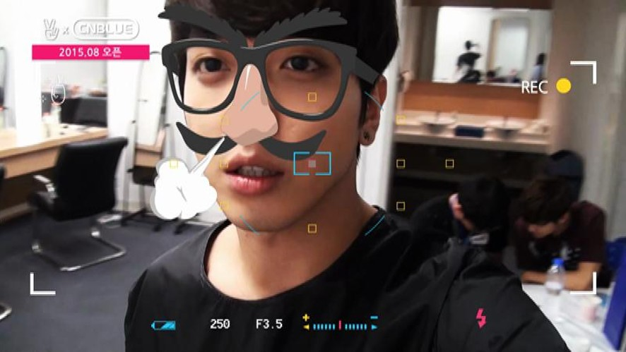 CNBLUE-[V] Star Real Live APP V!