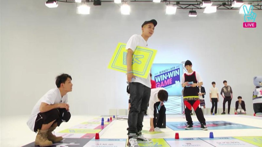 [ V ] WINNER & iKON WIN-WIN GAME - DANCE BATTLE