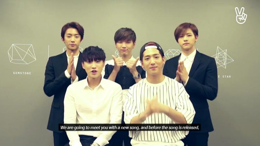 B1A4 Comeback EVE preview!