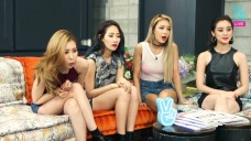 [EN] WONDER GIRLS SHOWCASE - BACKSTAGE TALK