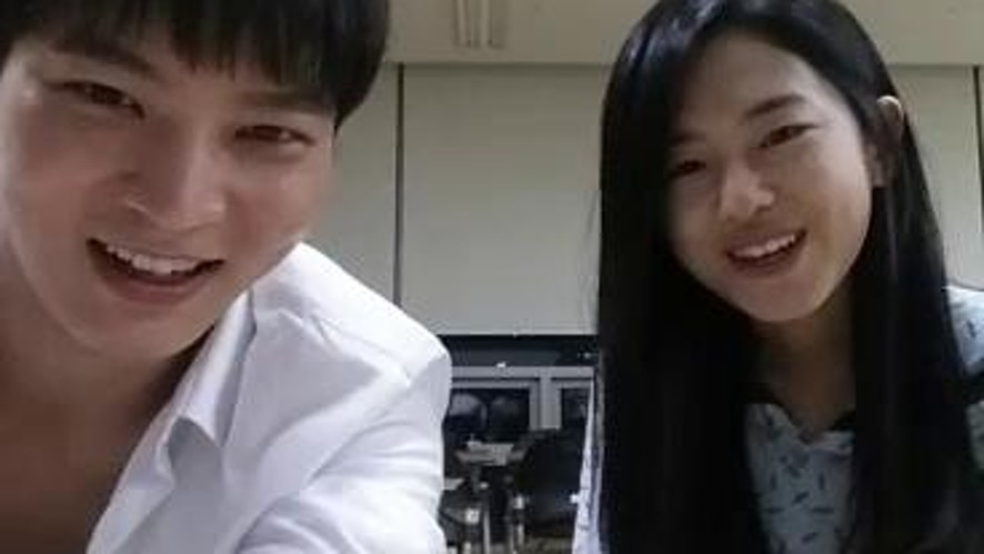 Joo won's Broadcast