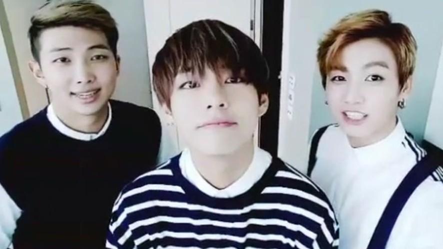 BTS Live #1