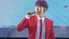 [V] B1A4 Guerrilla concert - SOLO DAY + 잘자요 굿나잇 LIVE