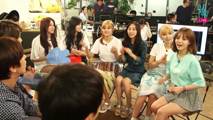 [V] FNC Picnic at Night - AOA LIVE