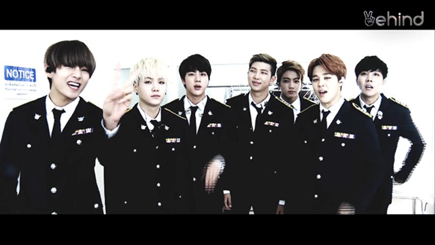 [Vehind] BTS in Thailand with V! - LIVE & Concert