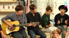 [V] FNC Picnic at Night - CNBLUE LIVE