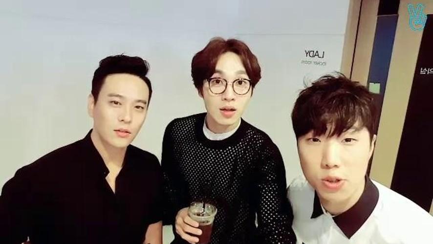 [SG WANNABE] V LIVE #2