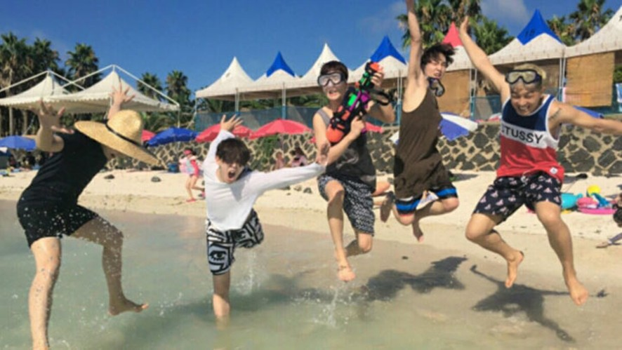 WINNER'S SUMMER VACATION #4