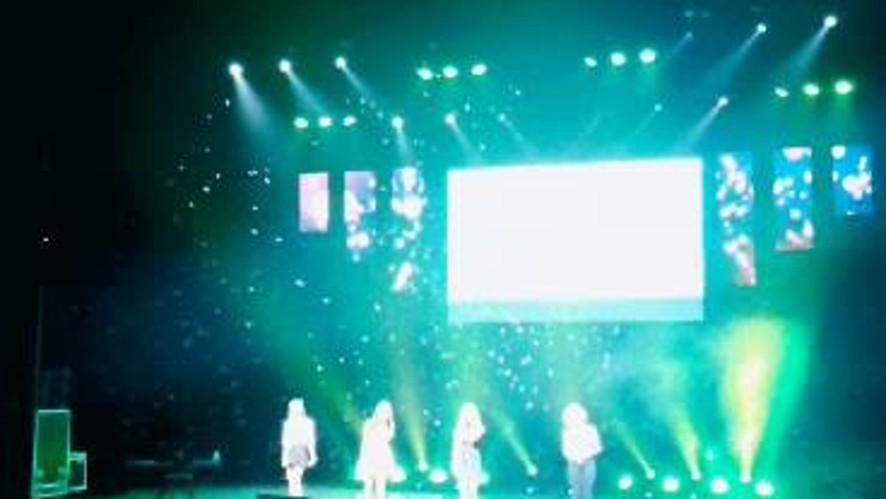 MAMAMOO V TV #4 팬미팅 현장 '따끔'  Live