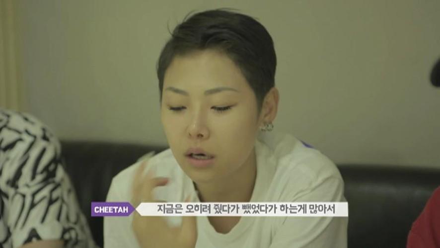 """치타(Cheetah) """"My Number"""" Recording Making"""