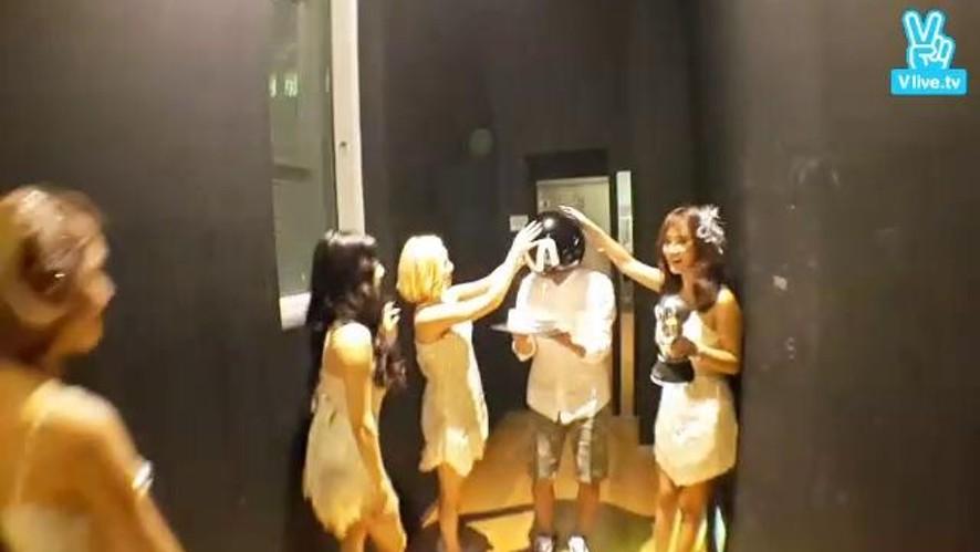 엠카1위 축하♡ 소녀시대 LIVE