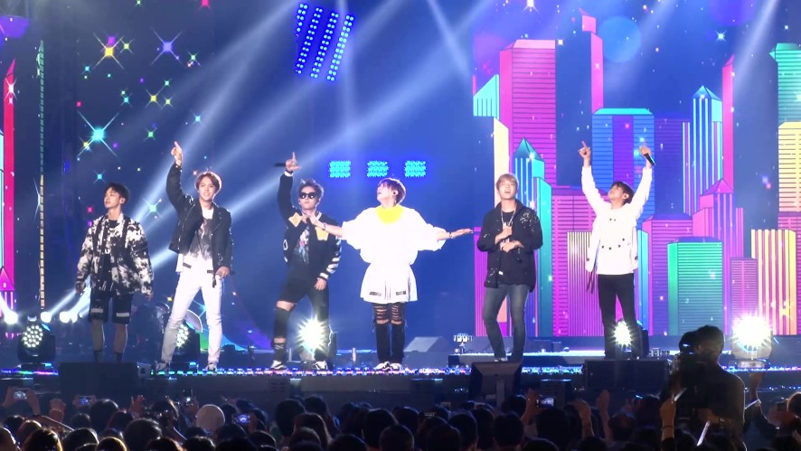 BEAST's REAL CAM (K-POP SUPER CONCERT)