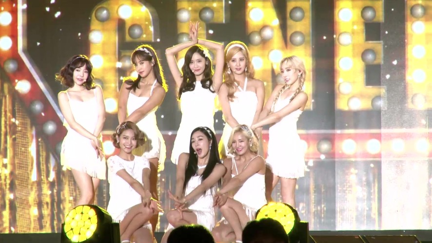 Girls' Generation REAL CAM (K-POP SUPER CONCERT)