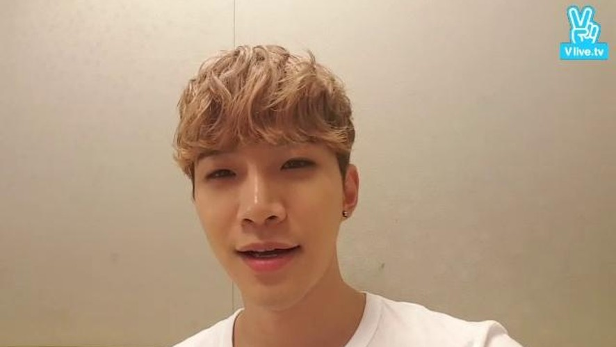 "JUNHO (Of 2PM)'s ""ONE"" Spot Live 2"