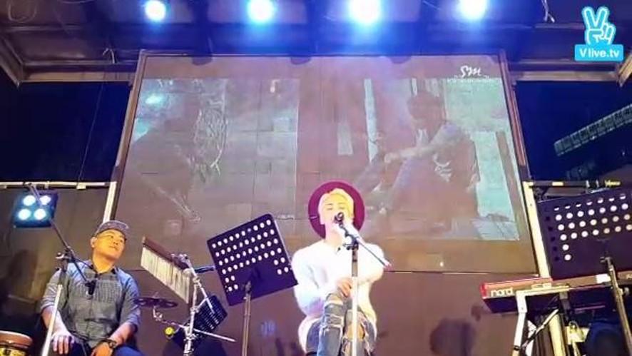MPD LIVE 샤이니 종현! 게릴라 이벤트!