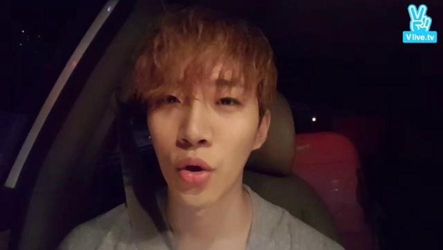 Junho's Spot Live after Concert