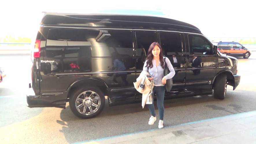 T-ARA Eunjung Beijing Departure Video