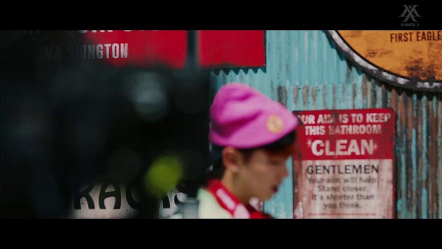 [Making Film]몬스타엑스(MONSTAX)_신속히(RUSH) MV