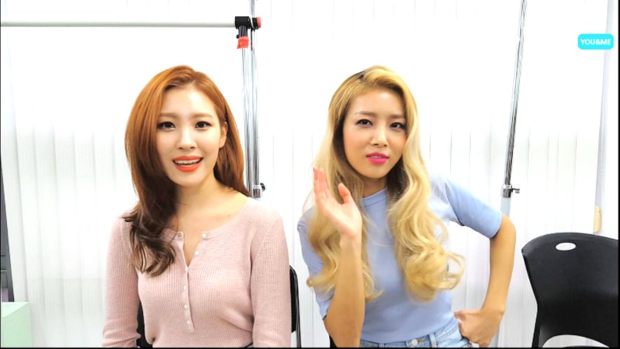 "Wonder Girls ""Yubin, Sunmi's YOU&ME"" episode 8"