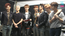GOT7 <MAD> THE FIRST STAGE - BACKSTAGE