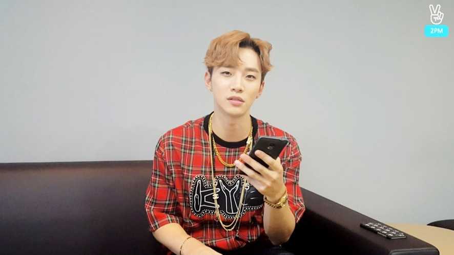 "JUNHO (Of 2PM)'s ""A Man Reading Comments"" episode 3"