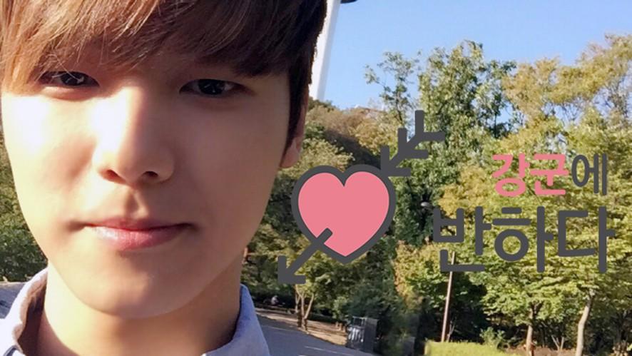 MIN HYUK_Fall in Mr.Kang #7