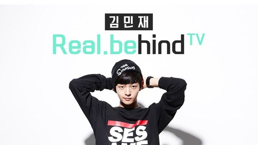 [Kim Min Jae] Real.behind TV Live