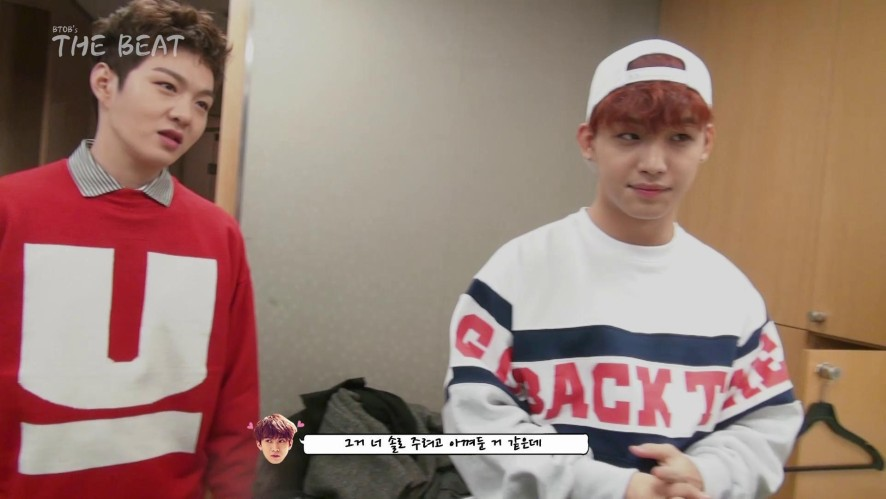 BTOB THE BEAT #2 'Way Back Home' broadcast!