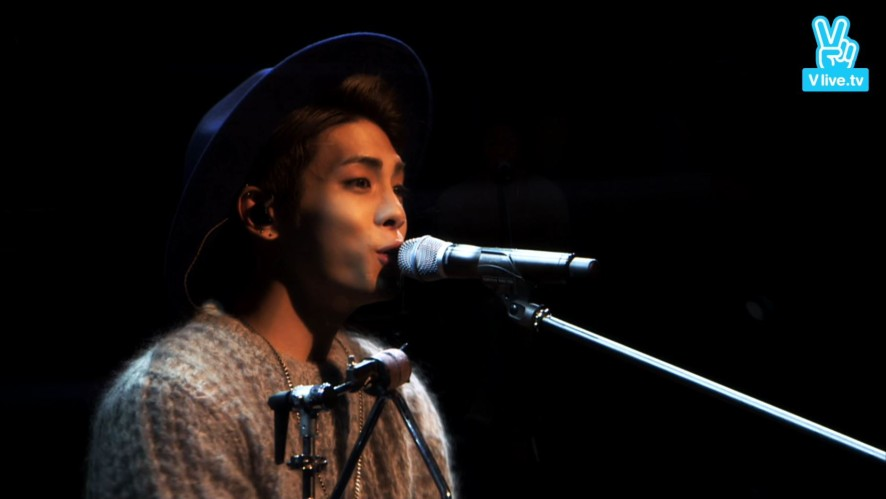[V] THE STORY by JONGHYUN - 'Diphylleia grayi + U&I' LIVE