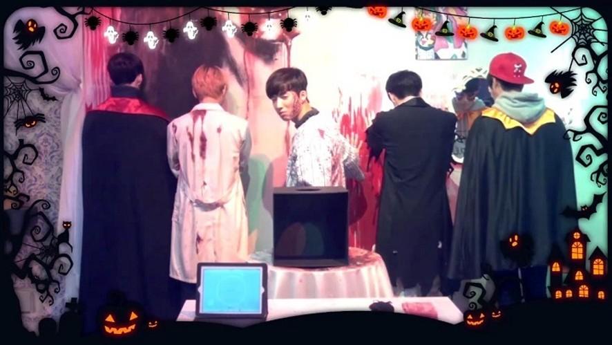 소년공화국과 함께하는 해피할로윈! - Happy Halloween with BoysRepublic