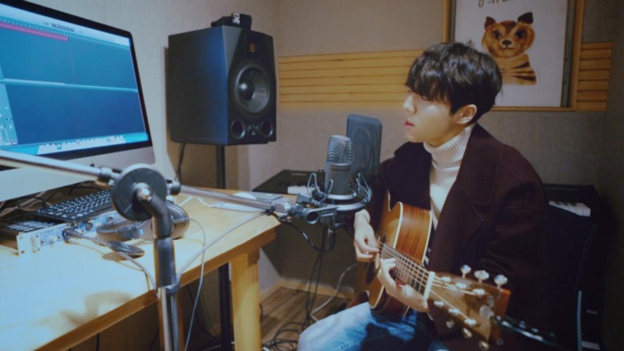 유승우(You seung woo)_일주일(247) Acoustic ver (COVER VIDEO)
