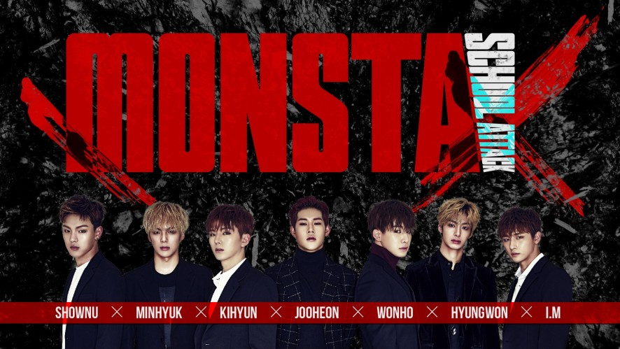 [Special] 몬스타엑스(MONSTAX)_MON SCHOOL ATTACK #1