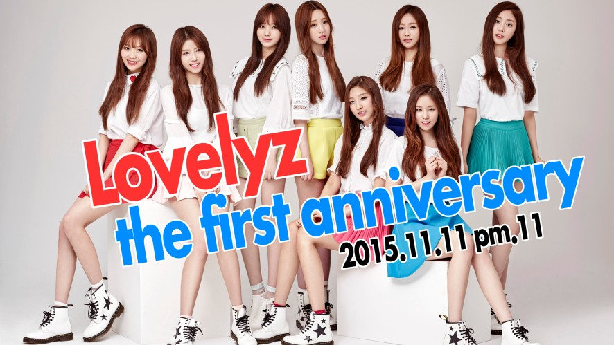 Lovelyz the 1st anniversary Party
