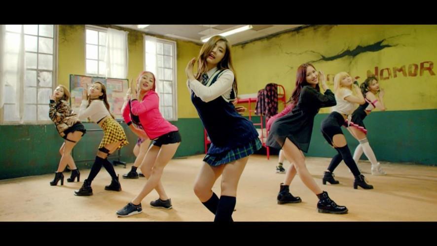 트와이스 M/V 1,000만 조회수 돌파기념 SPECIAL VIDEO 'C' - M/V Dance Ver.2