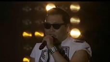 PSY, GANGNAM STYLE (강남스타일) @ Seoul Plaza Live Concert